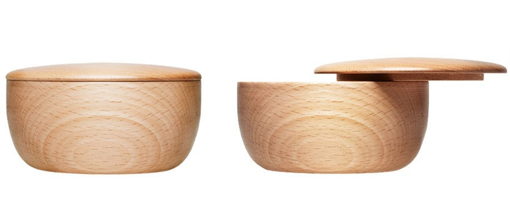 Wood shaving bowl from Kaufman Mercantile.  Gorgeous!