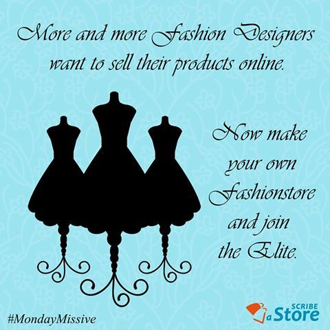 #Fashion mongers this is a great chance for you to build your own #Onlinestore. Make your own free #store and choose from our extensive variety of #themes. #MondayMissive #ecommerce #eTail #India #FashionDesigners