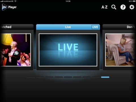 ITV Updates Their Player To Bring Live Streams To iOSCaves Cinema, Bring Videos, Itv Updates, Living Stream, Itv Players, Videos On Demand, Stream Videos Audio, Man Caves, Bring Living