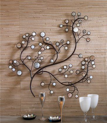 "Wrought Iron Wall Hangings 102 best ""unique wall decor"" images on pinterest 