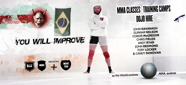 Shinobi - Mixed Martial Arts Academy The new website is now live...Friday, March 13th was a good day to have launched, dontcha think?????