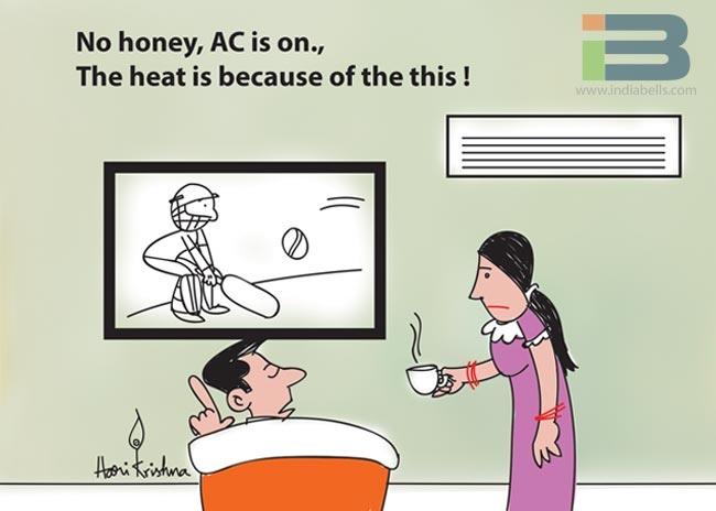 IPL Cartoon