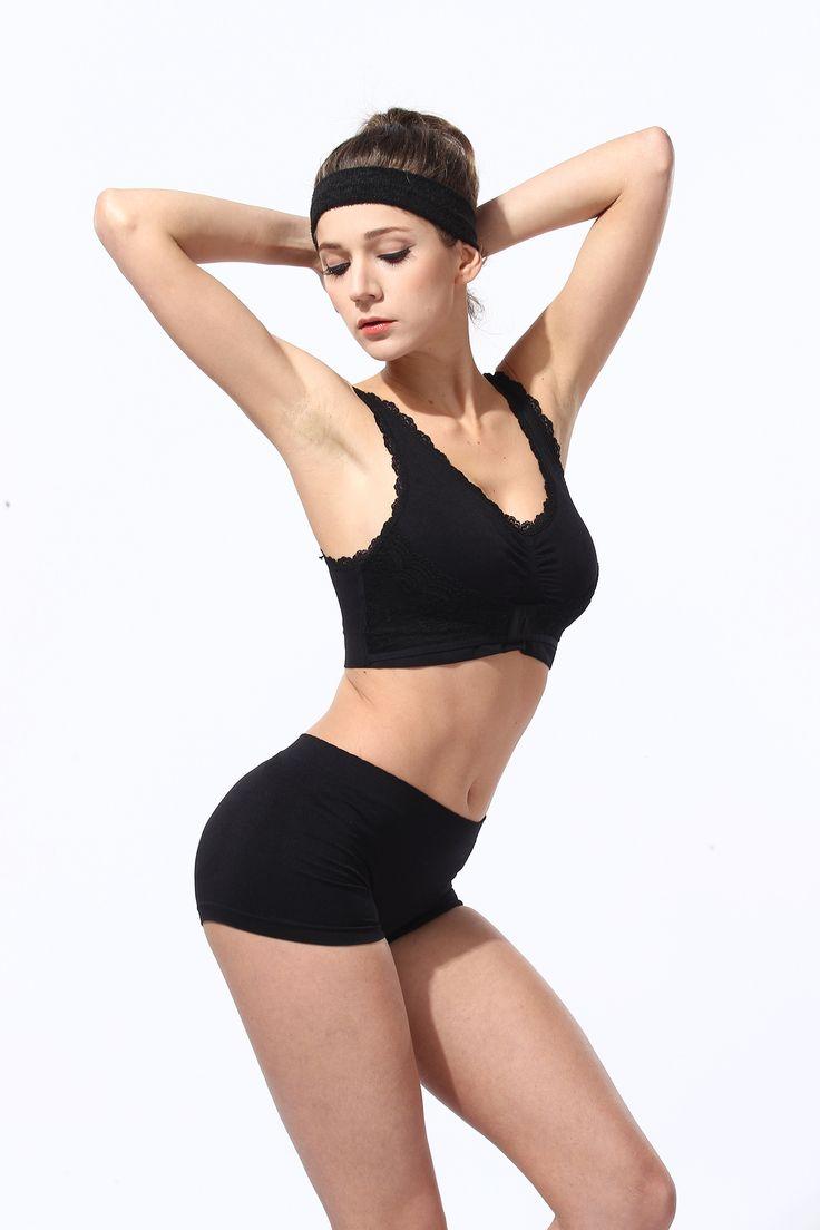 Cheap bra 36dd, Buy Quality bra jokes directly from China bra bikini Suppliers:  Hot women clothing sports bra interiorsnew elastic plus sizeadjustmentseamless bra lace and short gat