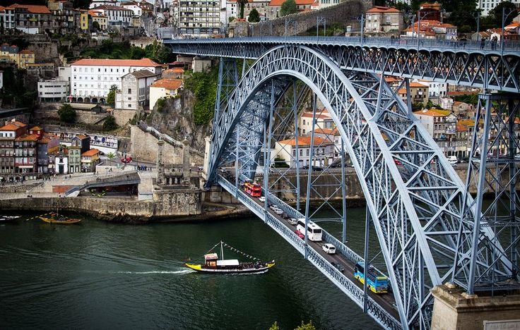 Porto_bridge, Travel Photography, L&G Images, www.lauraandgrantimages.co.nz