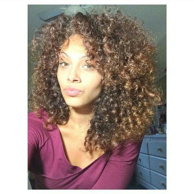 Hairstyles For Fine Natural Curly Hair