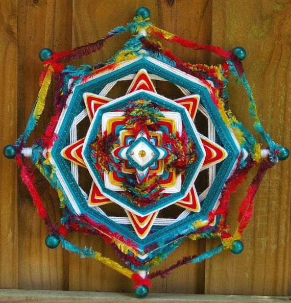 Hey, I found this really awesome Etsy listing at https://www.etsy.com/listing/154262350/18-mandala-woven-yarn-art-ojo-de-dios