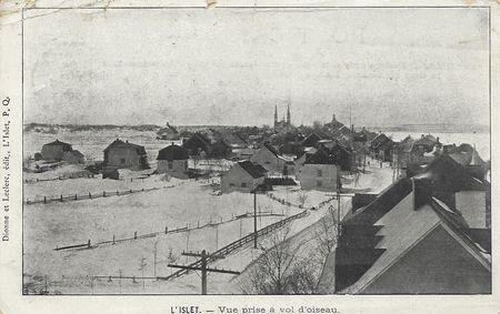 L'Islet, Québec, Canada (L'Islet-sur-Mer) -