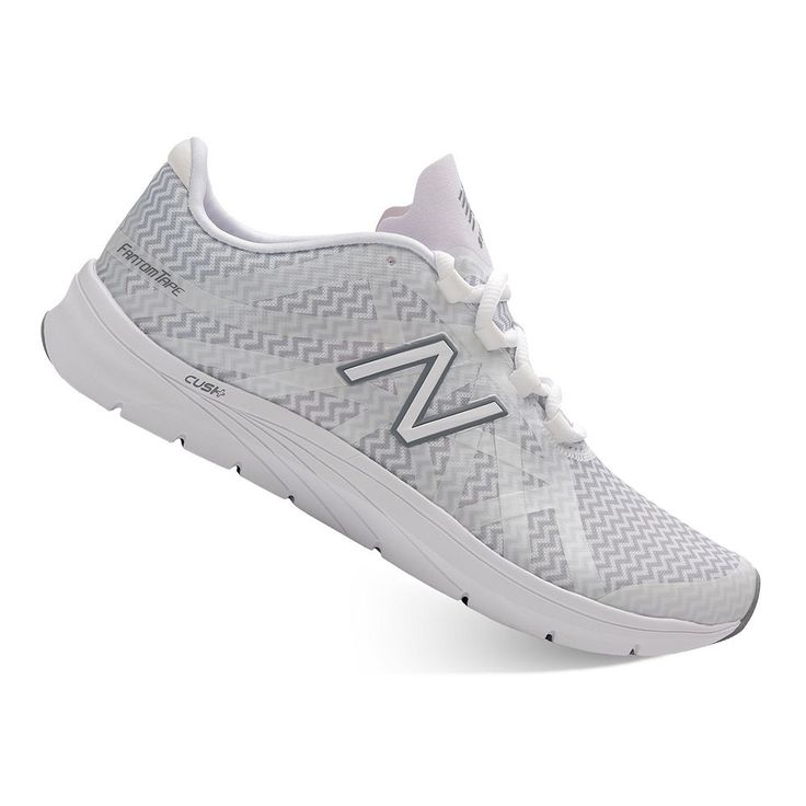 New Balance 811 v2 Trainer Cush+ Women's Cross Training Shoes, Size: 10.5 Wide, White