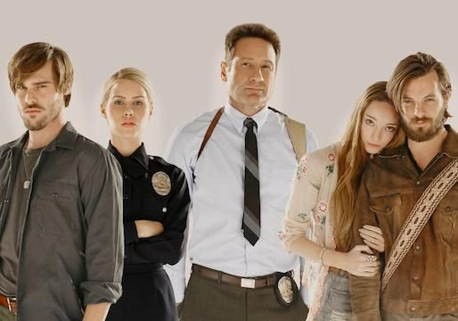 David Duchonvy plays an earnest, but unruly L.A. cop in 'Aquarius.'