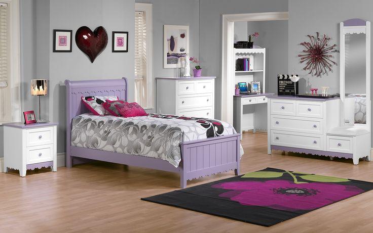 Sweetdreams II Kids Furniture Collection - Leon's