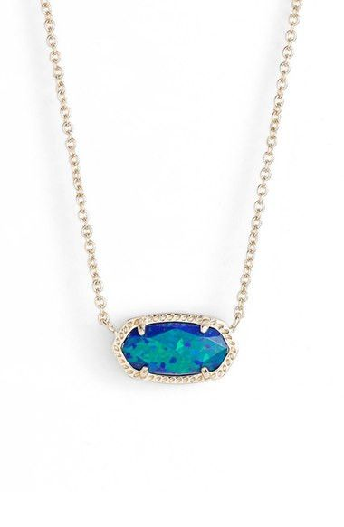 Kendra Scott 'Elisa' Pendant Necklace
