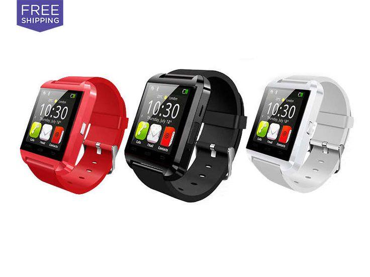LivingSocial Shop: Bluetooth Smartwatch - 3 Color Options