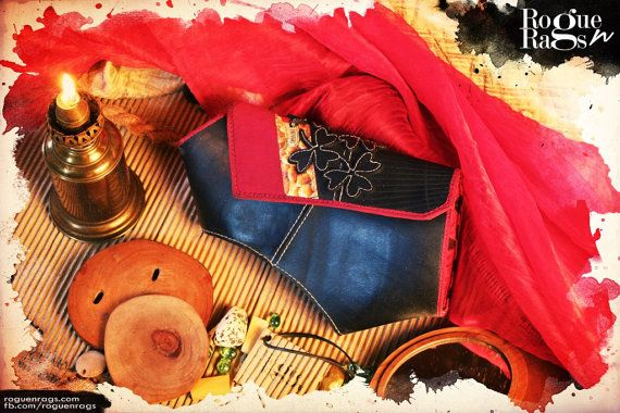 The Clutch- Roister n Rudiments. Handcrafted spice by RoguenRags. Handcrafted spice art clutch, customised for the diva in you. This avant-garde accessory is as functional as it is fashionable with the  It is covered with colourful pure silk lining. https://www.etsy.com/listing/170127388/the-clutch-roister-n-rudiments #etsy #roguenrags #recycled #gift #clutch #style