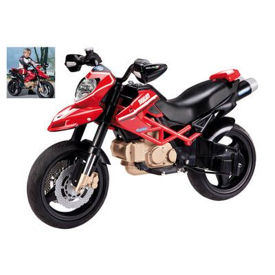 Electric Ducati Hypermotard Ride-On Motorbike 12V