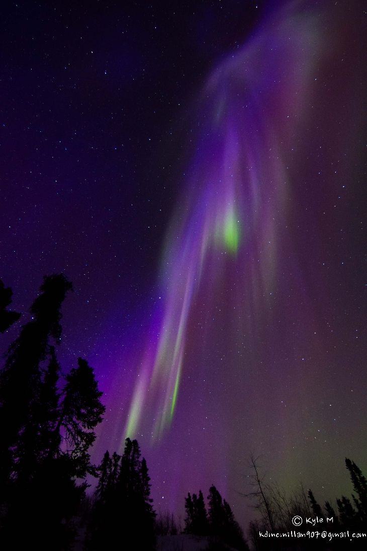 Auroras - Fairbanks, AK, USA
