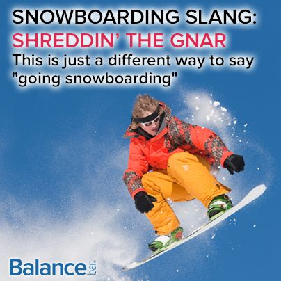 Shred The Gnar Skiing