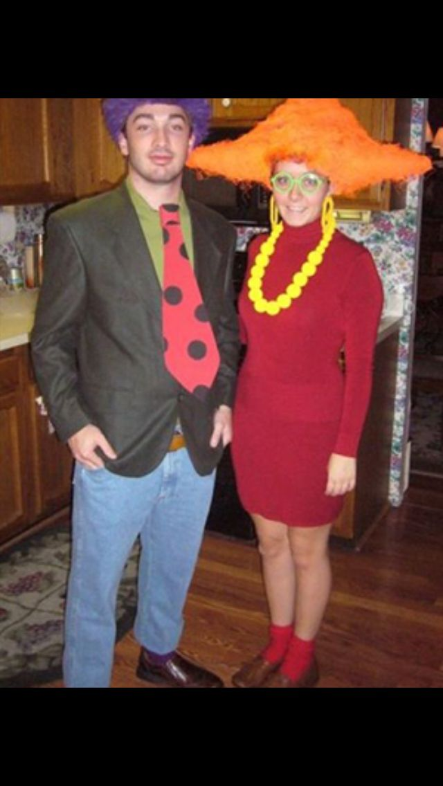 Stu and DiDi Pickles from Rugrats  sc 1 st  Pinterest & 14 best halloween images on Pinterest | Halloween prop Costumes and ...