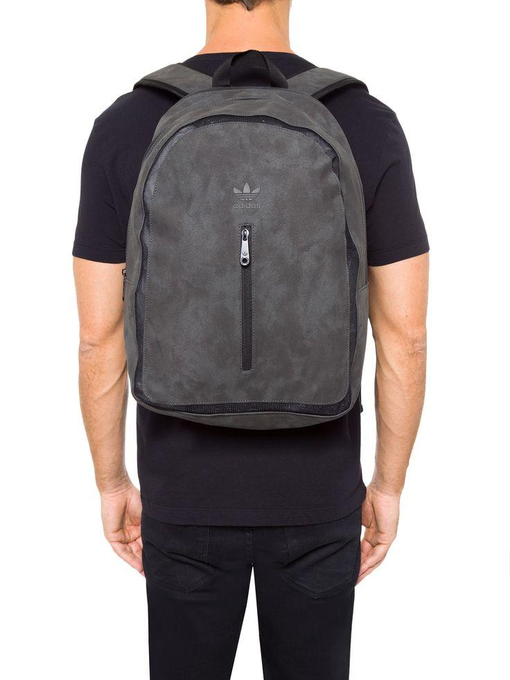 Mochila Masculina Essential Bp - Adidas Original - Cinza  - Shop2gether
