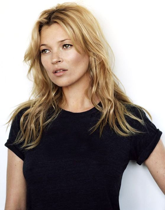 how to get kate moss hair
