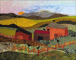 Quilt Art - Judith Reilly - Fiber Artist