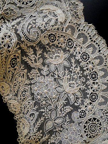 Vintage Lace #lace #encaje #vintagestyle