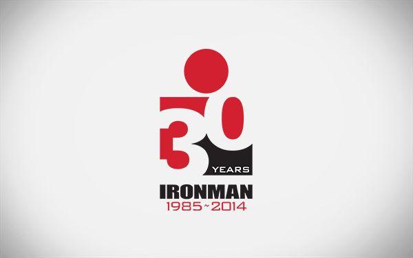 Ironman, Logo Update & 30YR Anniversary Logo on Behance