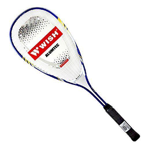 High Elasticity Durability Squash Racket Best Squash Rackets (A PieceBlue)