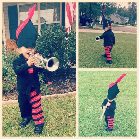 2015 Carolina Crown - Charlie Hunter Halloween costume