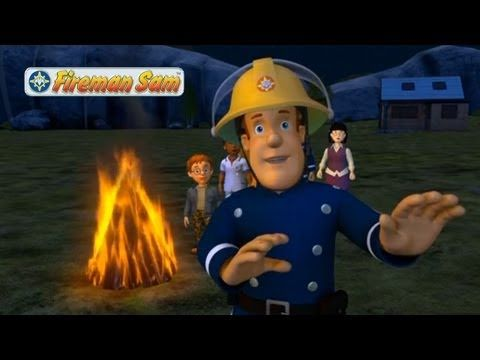 Fireman Sam Bonfire Night Safety Videos.