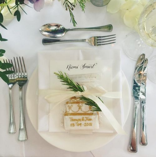 jim and tanya wedding favour - Google Search