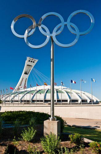 Olympic Stadium (1976), Montreal, Quebec, Canada