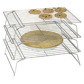 Fox Run Craftsmen Stackable Cooling Rack Set ($11-13 kohl's)