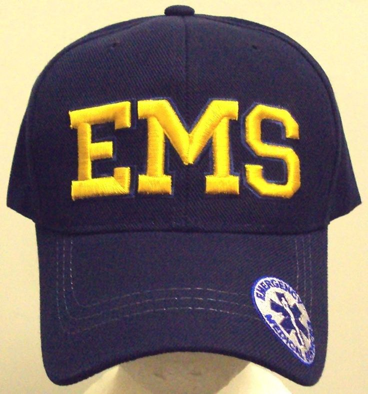 NEW EMS EMT EMERGENCY MEDICAL SERVICES MEDIC AGENCY AMBULANCE PARAMEDIC CAP HAT #PremiumHat #BaseballCap