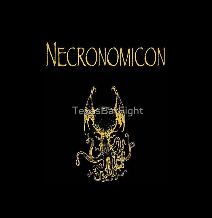 H.P. Lovecraft - Necronomicon