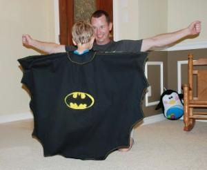 DIY: Batman and Robin Halloween Costumes DIY Halloween DIY Costume