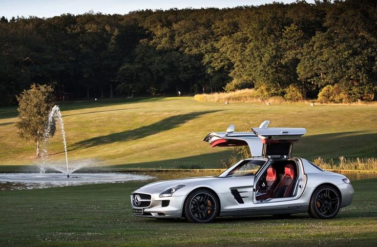 2012 Mcchip Dkr Mercedes Benz SLS 63 AMG MC700: 6.2 Liter V8 DOHC
