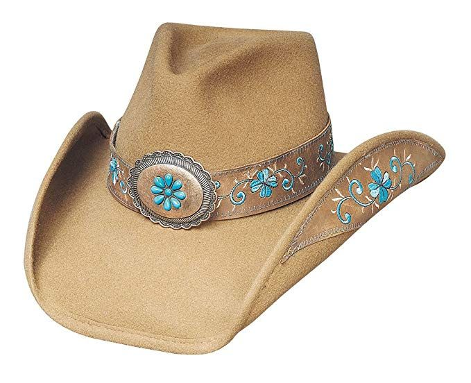 fb91b1f1282be Montecarlo   Bullhide Hats - ALL for GOOD - Wool Felt Western Cowboy Hat  (Medium