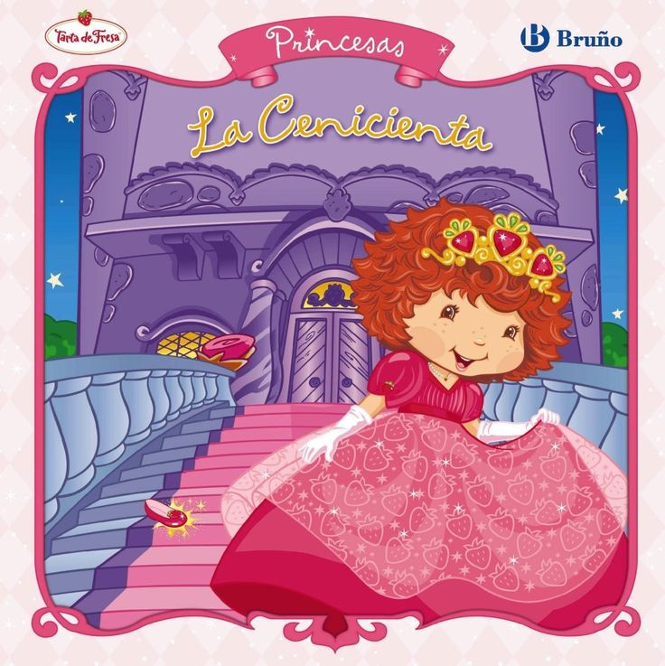 """La Cenicienta"" - Megan E. Bryant (Bruño) #Tartadefresa"