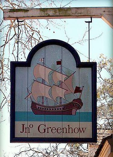 Colonial Williamsburg Tavern Sign.