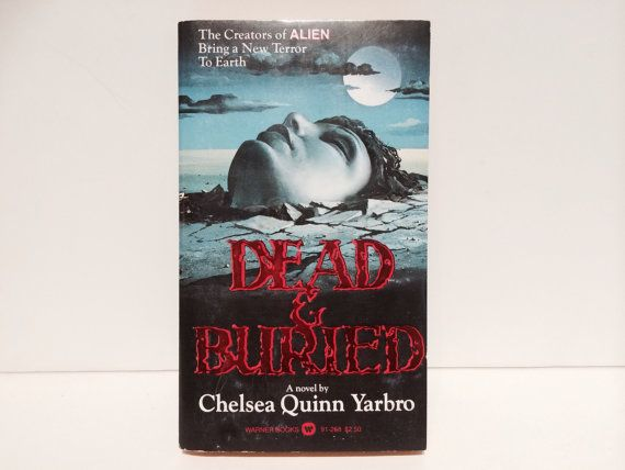 Hey, I found this really awesome Etsy listing at https://www.etsy.com/listing/195819212/vintage-horror-book-dead-and-buried-film