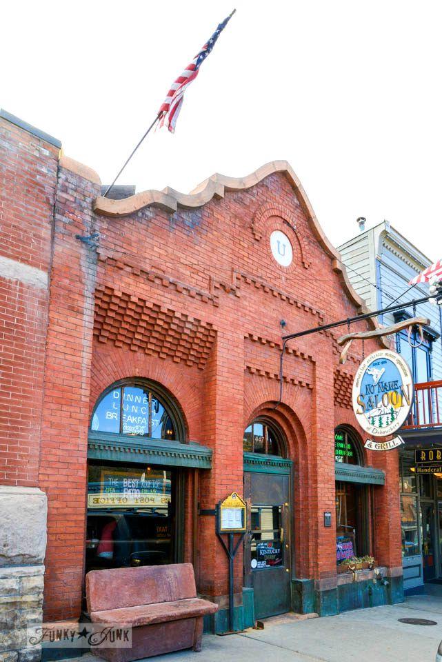 No Name Saloon in Park City, Utah