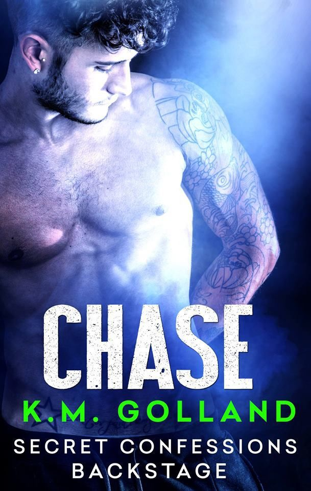 REVIEW: KM Golland's 'Chase'