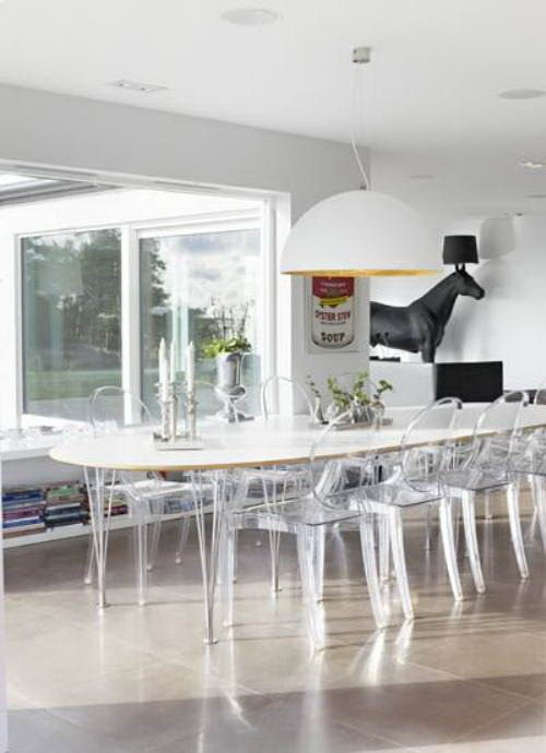 Bright Dining Room This Amazing Home Is Decorated Very Tastefully With All Modern And Extremely