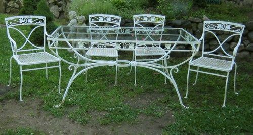 Salterini 1940's Vintage Iron Dining Set Mt Vernon. Patio Furniture Bench Storage. How To Design Patio Lighting. Patio Furniture Wicker White. Cast Aluminum Patio Furniture In Canada. Patio Table With Pallets. Patio Table Arrangements. Patio Furniture Aluminum Frame. Round Patio Table With Glass Top