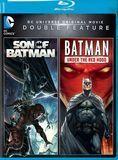 DC Universe Original Movie Double Feature: Son of Batman/Batman: Under the Red Hood [Blu-ray]