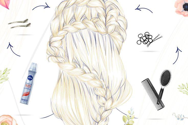 Trendy účesy pre dlhé i polodlhé vlasy | NIVEA: Naučte sa kúzliť so svojimi vlasmi. NIVEA má pre vás tipy na účesy pre dlhé i polodlhévlasy. Vrkoče, drdoly, ležérny štýl i elegantné tipy.