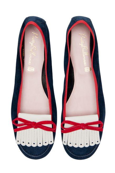 ケイト・モスの結婚式でも活躍したバレエシューズブランド、プリティ・バレリーナの2012年春夏コレクション - 写真31 | ファッションニュース - ファッションプレス