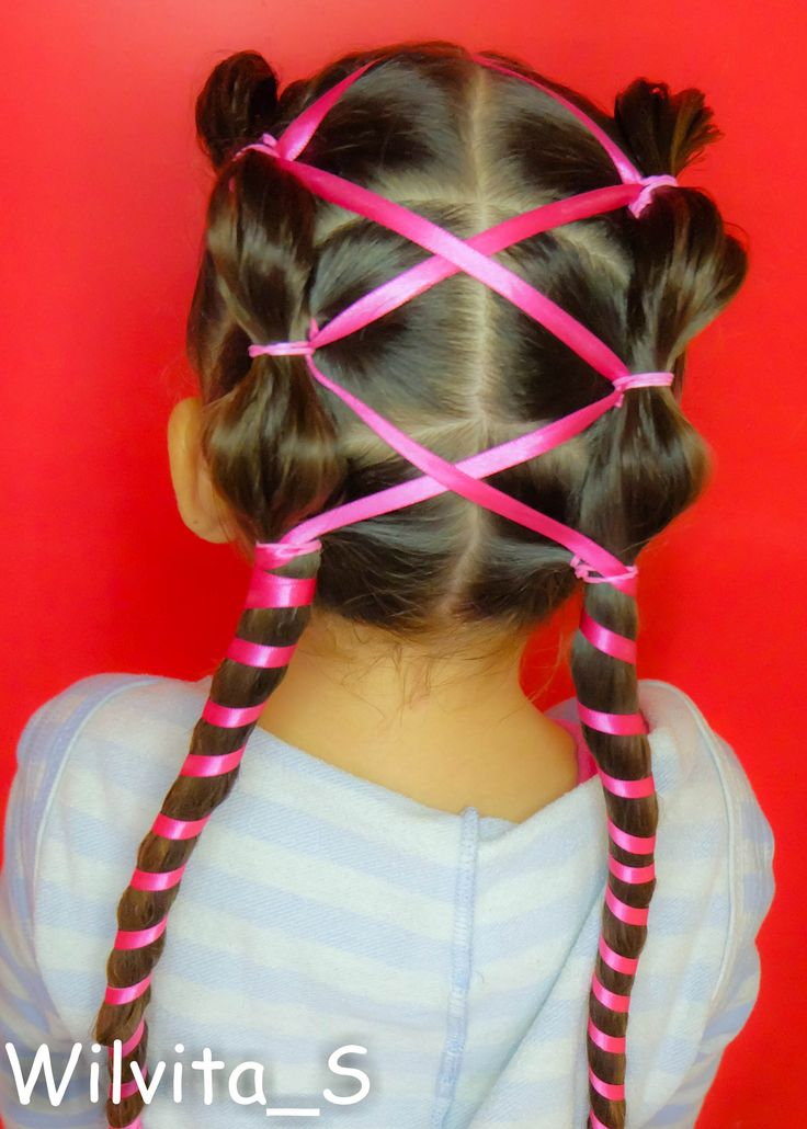 62 best Peinado para niña images on Pinterest Easy hairstyle, Easy - peinados de nia faciles de hacer