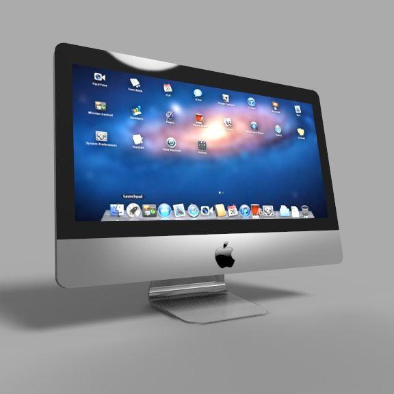 Luxury Imac screen cad puter nx keyshot