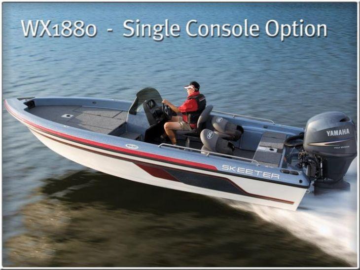 New Boats aۼ Skeeter Boats aۼ Multi-Species Fishing Boat aۼ WX1880